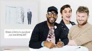 """How to Write a New Yorker Cartoon Caption: """"Queer Eye"""" Edition [Video]"""