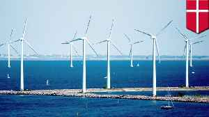 Denmark to convert excess renewable energy into gas [Video]