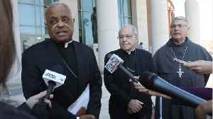 Former Atlanta Archbishop Named To Take Highest U.S. Catholic Post [Video]
