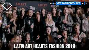Highlights  LAFW powered by Art Hearts Fashion | FashionTV | FTV [Video]