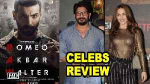 John Abrahm's 'RAW' CELEBS REVIEW | Mouni Roy | Spy Thriller [Video]