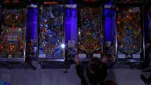 Watch: Pinball wizards back in action at Athens museum [Video]