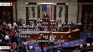 House Passes Resolution To End US Support For Yemen War [Video]