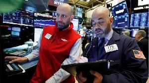 Equity Market Declines As Euro Retreated Against Dollar [Video]