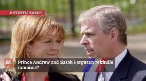 Is There A Royal Reconciliation Between Prince Andrew and Sarah Ferguson [Video]