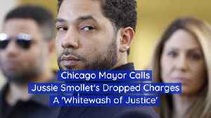 Chicago Mayor And Police Superintendent Are Furious Over Jussie Smollett Case [Video]