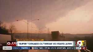 From The Vault: Super Tornado Outbreak hit Tri-State on April 3, 1974 [Video]