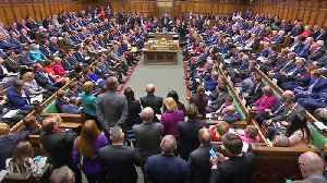 Brexit Delay Law Passes UK's House of Commons [Video]