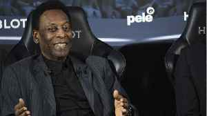 Pele hospitalized in Paris with urinary infection - friend [Video]