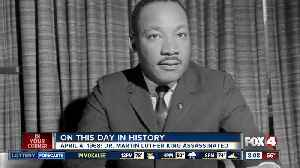 Remembering Martin Luther King Jr., who died 51 years ago today [Video]