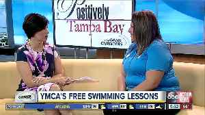 Positively Tampa Bay: YMCA Free Swimming Lessons [Video]