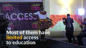 Cameroonians turn to fashion to change perceptions around disability [Video]