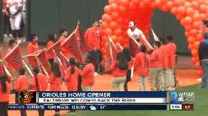The O's are back for Opening Day! [Video]