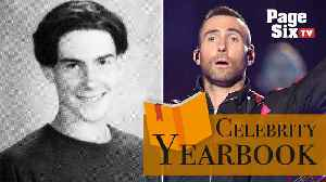 Adam Levine was an acne-riddled band geek before Maroon 5 [Video]