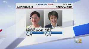 Some Aldermanic Races Still Too Close To Call [Video]