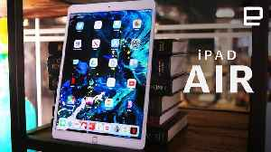 iPad Air 2019 Review: The 'just right' iPad [Video]