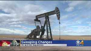 Controversial Oil & Gas Bill Passes [Video]