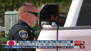 BPD cracking down on distracted driving in April [Video]