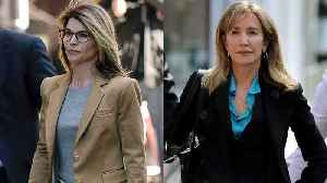 Lori Loughlin, Felicity Huffman make federal court appearances in Boston [Video]