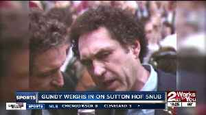 Mike Gundy on Eddie Sutton Hall of Fame snub: 'I think its bull----