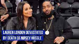 Lauren London Is Completely Devastated [Video]