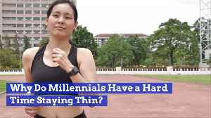 Why Many Millennials Can't Keep The Weight Off [Video]