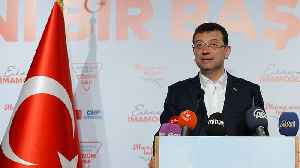 Istanbul mayor-elect: vote re-count could damage Turkey's democracy [Video]