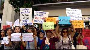 Anxious wait for election results in Thailand [Video]