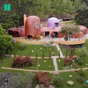 Residents of California Town Sue Owner Of 'Flintstones' House [Video]