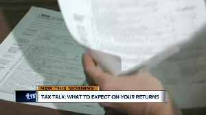 What to expect on your returns as Tax Day approaches [Video]