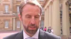 Southgate: Receiving an OBE was special [Video]