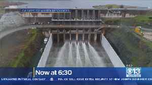 With More Rain On The Way, DWR Plans To Nearly Double Releases Down Oroville Dam Spillway [Video]