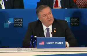 NATO must adapt to 'emerging threats': Pompeo [Video]