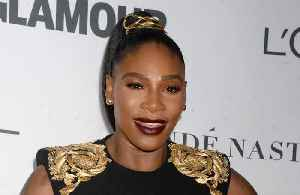 Serena Williams inseperable from daughter [Video]