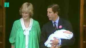 Royal Baby Births Through The Years [Video]