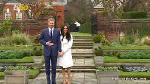 The Royals Are Taking Privacy Seriously with a Hedge [Video]