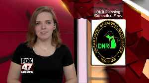 DNR planning controlled fires [Video]