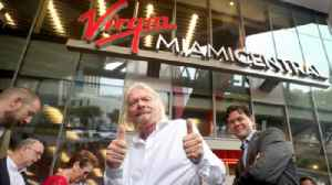Richard Branson unveils Virgin MiamiCentral, announces the rail line will expand to Orlando [Video]
