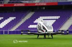 Pilot-less air taxi takes off in Vienna demonstration flight [Video]