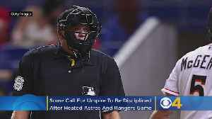 Some Call For MLB To Discipline Umpire Ron Kulpa For Incident With Astros [Video]