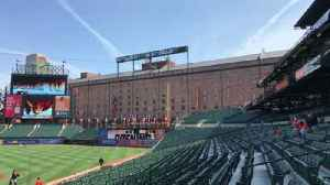 2019 Baltimore Orioles home opener [Video]