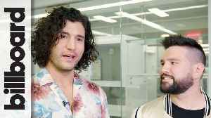 Dan + Shay Talk BBMA Nominations, Touring With Shawn Mendes & More | Billboard [Video]