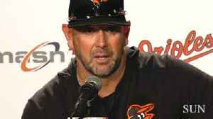 Orioles' Hyde on home opener against the Yankees [Video]