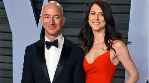 Jeff And Mackenzie Bezos Have Finalized Their Divorce [Video]