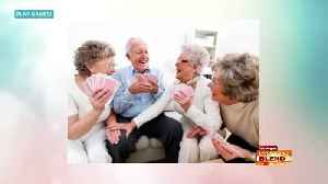 SENIOR CARE MOMENT: Staying Socially Engaged & Active [Video]