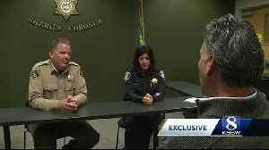 Monterey sheriff, Salinas police chief visit southern border [Video]