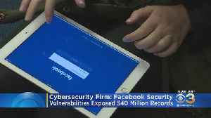 Another Facebook Security Breach [Video]