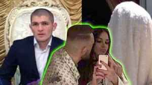Khabib Calls Conor McGregor A RAPIST After Conor Posts Racist Photo of His Wife & UNRETIRES! [Video]