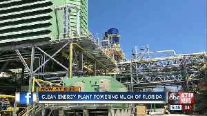Duke Energy clean energy plant power much of Florida [Video]