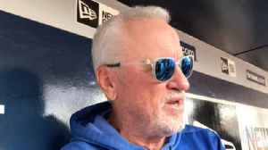 Cubs manager Joe Maddon on the importance of getting Yu Darvish off to a good start [Video]